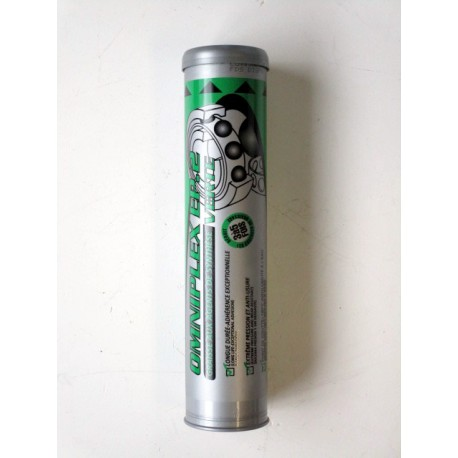 Cartouche Graisse Verte Omniplex EP.2 400g