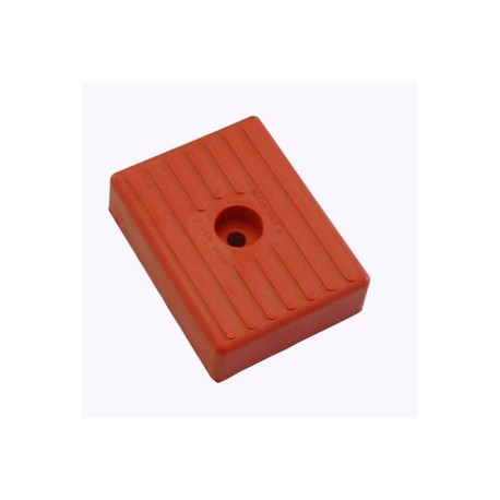 Patin PM 010 Rouge