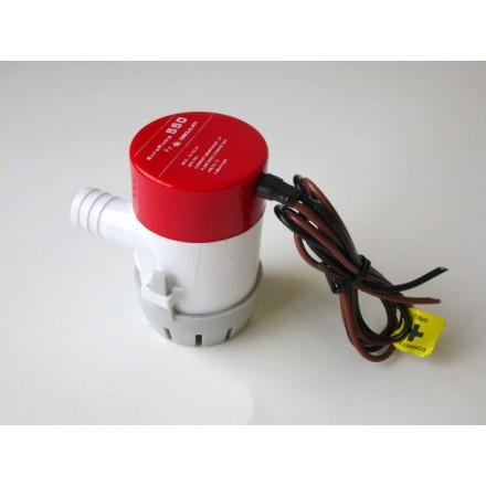 Pompe électrique de cale immergée