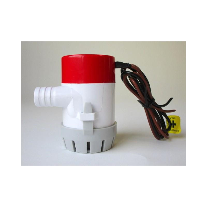 Pompe lectrique de cale immerg e marine impact - Pompe de transvasement electrique ...