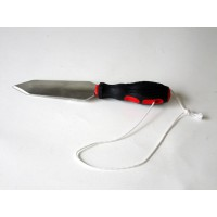 Couteau à palourdes en inox