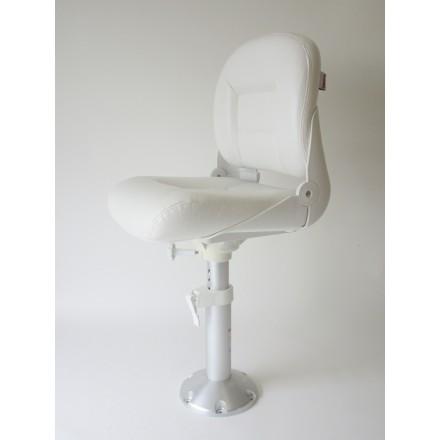 Tempress siège pliable blanc