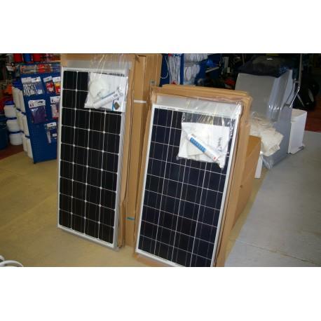 Kit panneau solaire monocristallin 100W