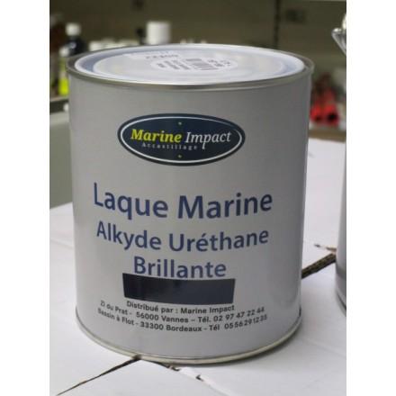 Laque bleu marine alkyde uréthane